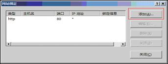网站绑定SSL证书